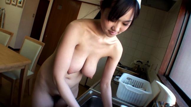 菅野さゆき 全裸家政婦 1-16