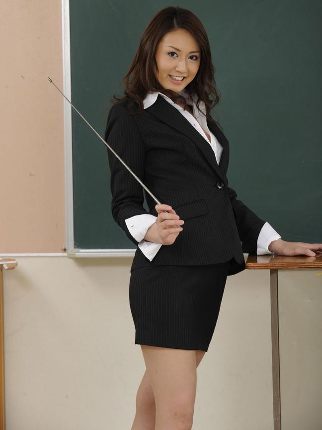 原田ジュン 女教師 1-1