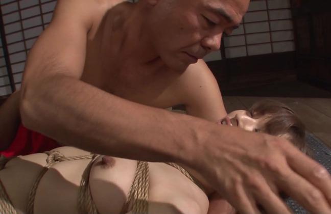 新山沙弥 緊縛 8-17