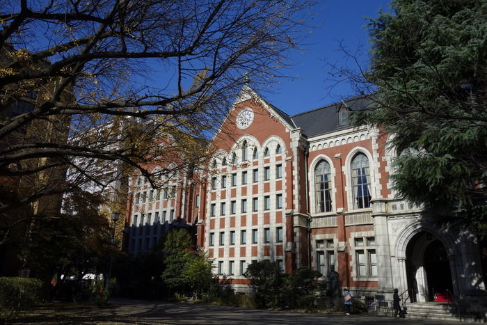 慶應義塾図書館・旧館