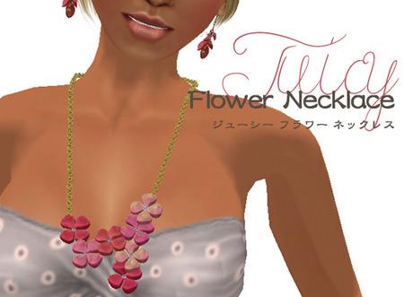 juicy--flower-necklace