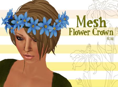 flower-crown-blue