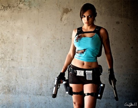 cosplay-lara-croft