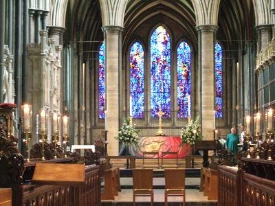 ソールズベリー大聖堂3