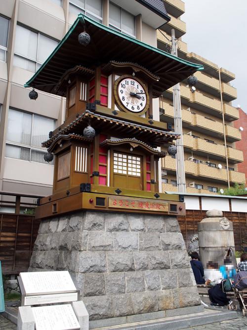 2017081002坊っちゃんカラクリ時計