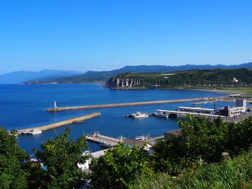 2017112410宮の森公園から乙部漁港、館の岬、元和台