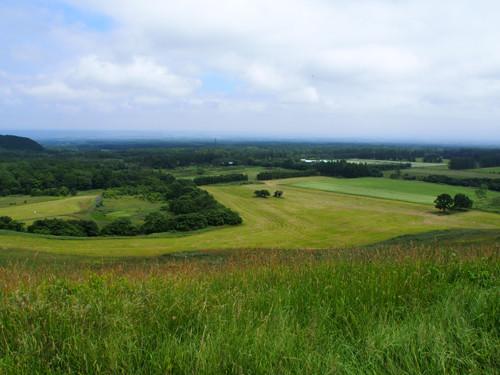 14十勝千年の森千年の丘からの眺め