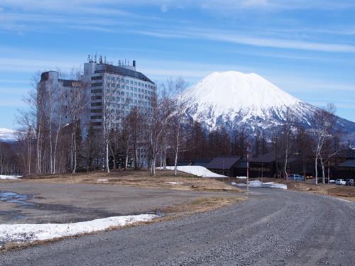 2017051801羊蹄山とニセコヒルトン