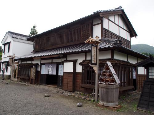 h311松前藩屋敷の商家(近江屋)
