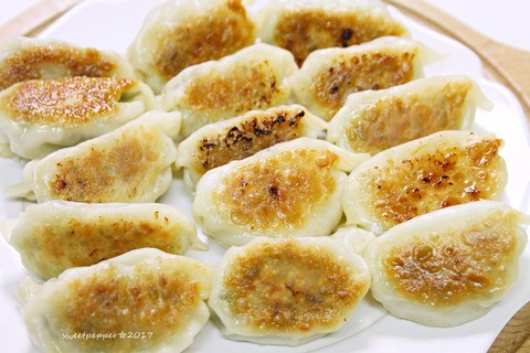 I LOVE 餃子~☆