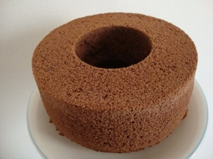 シフォンケーキ
