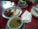 タイ カレートスープ