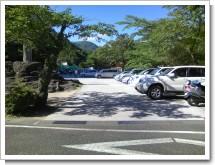 大森代官所跡前駐車場