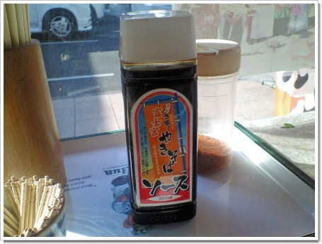 富士宮やきそばソース