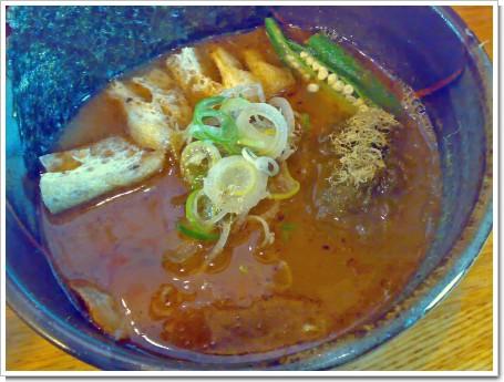 極盛臺黒麺・特魚のつけ汁