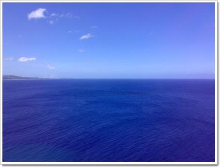 恋人岬展望台からタモン湾を望む4