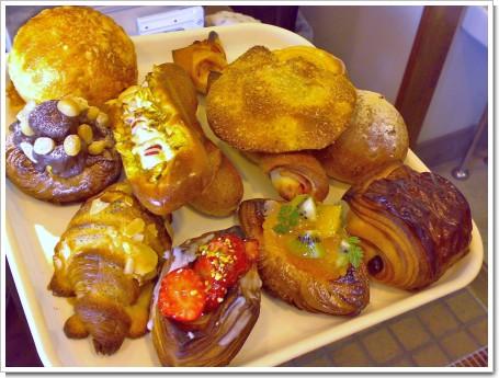 デアオルテの美味しいパンたち