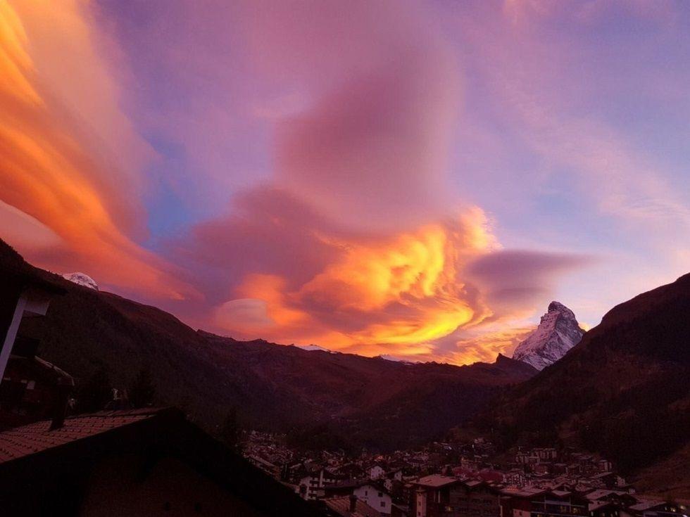 Zermatt Liliane Kronig