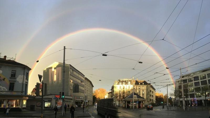 Kreuzplatz in Zuerich