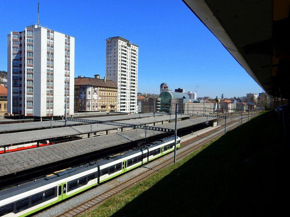 La Chaux-de-Fonds_station