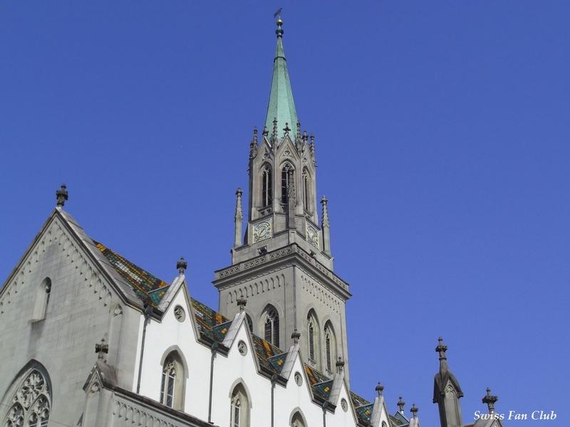 Laurenzen-Kirche