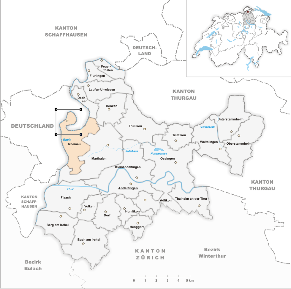 Rheinau_ZH_map