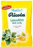 【リコラハーブキャンディー】【スイス土産】リコラ70g袋レモンミントハーブキャンディー