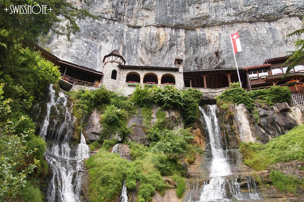 サンクト・ベアトゥス洞窟