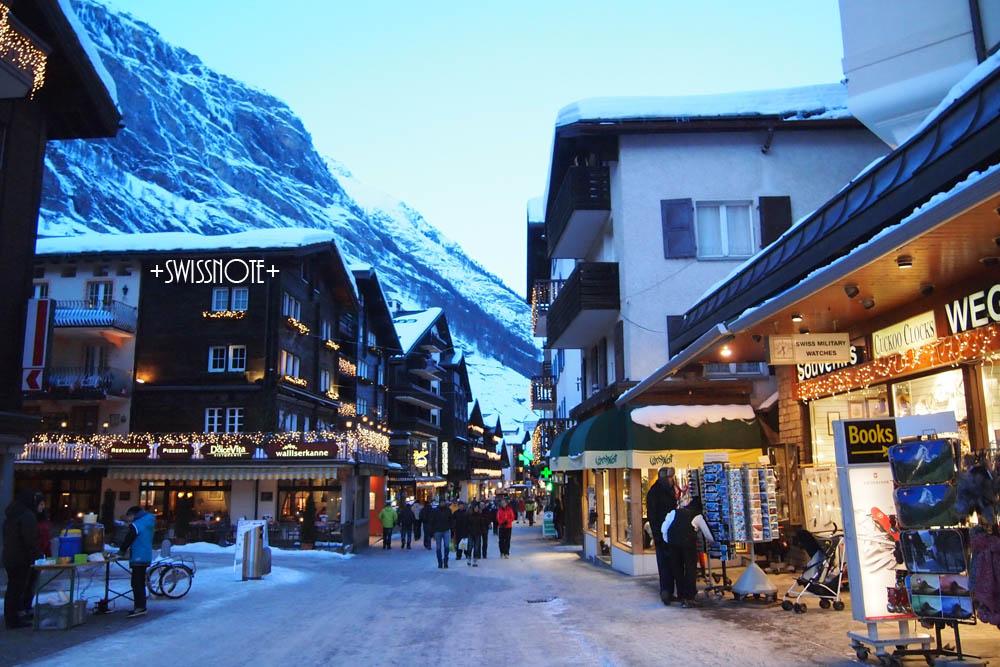 Zermatt-foods