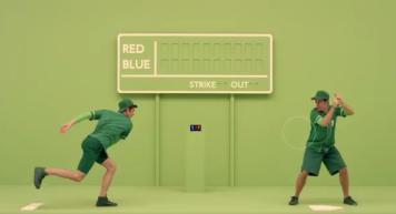 「1-2-Switch」 新たな収録ゲーム『ベースボール』を公開!相変わらず面白さがわかりにくいwww