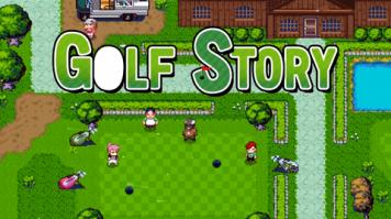 【朗報】「ゴルフストーリー」のダウンロード数が日本でも爆伸び大人気に!Switch DLランキングに急浮上!!