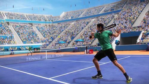 テニス ワールドツアー (2)