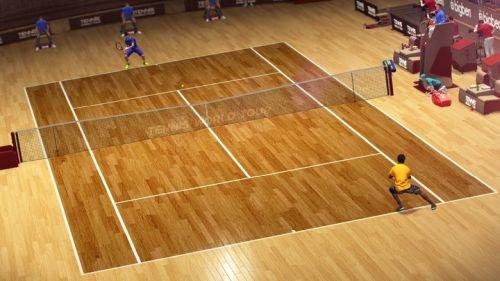 テニス ワールドツアー (4)