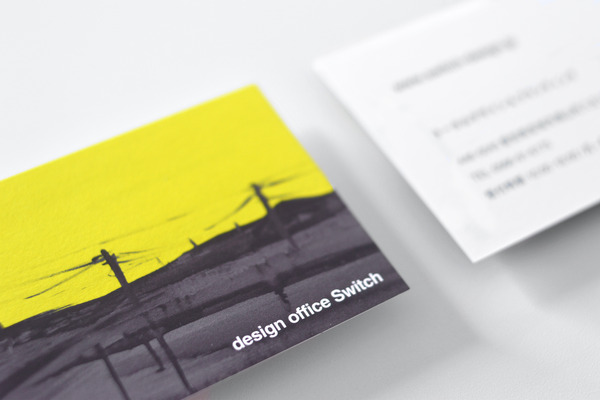 [制作事例]ビジネスカード