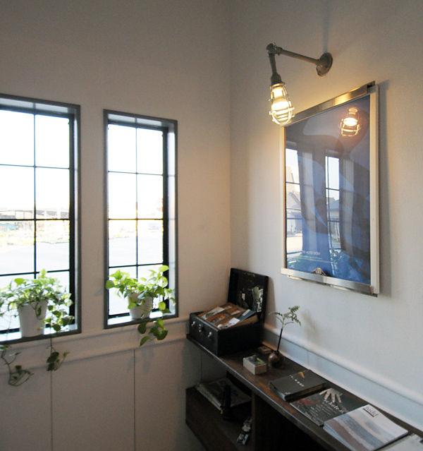 風除室と玄関ホール