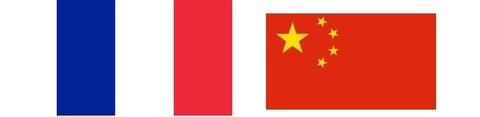 国旗・仏・中