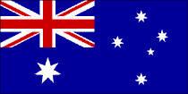 国旗・オーストラリア