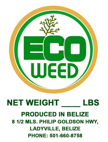 Eco Weed  Label2
