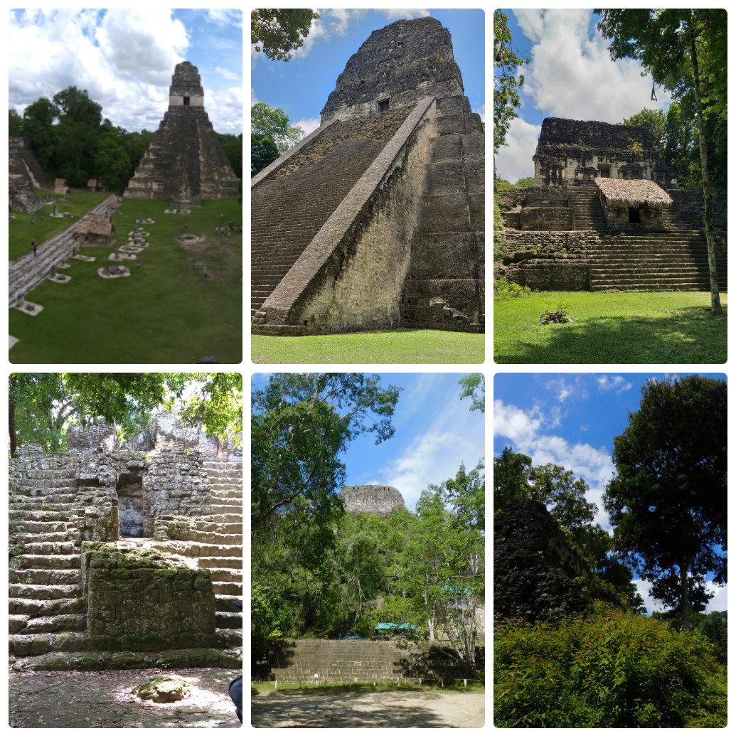 Tikal photocat