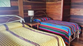 Long caye room