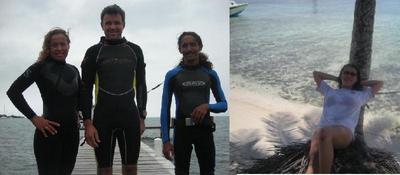 dive masters