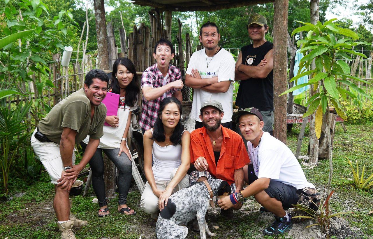TV tokyo crew