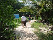 ハーフムーン島2