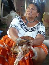 maya woman