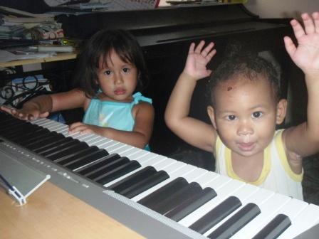 未来のピアニスト