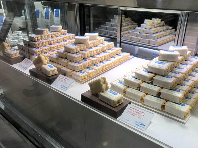 エシレ バター サンド