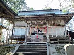 烏峠稲荷神社