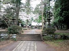 都都古和気神社(馬場)