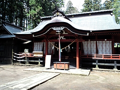 都都古別神社(八槻)