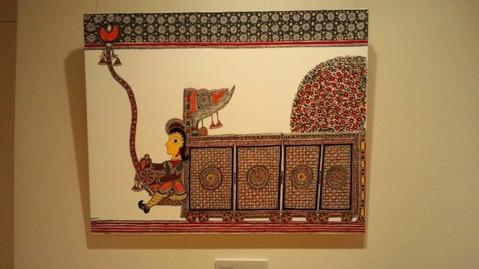 インド画2